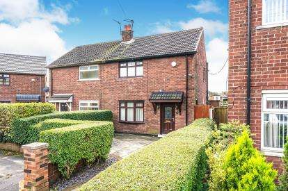 2 Bedrooms Semi Detached House for sale in Wyncroft Close, Widnes, Cheshire, WA8