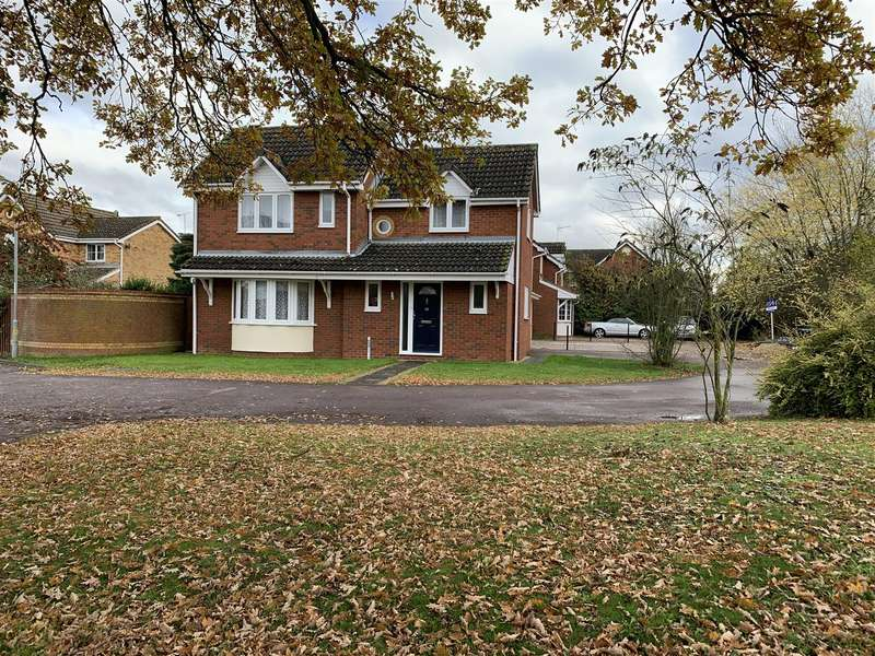 4 Bedrooms Detached House for sale in Fenton Grange, Church Langley
