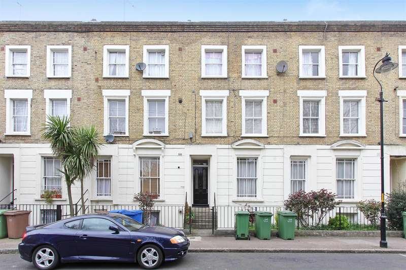 2 Bedrooms Flat for sale in Grosvenor Terrace, London, SE5 0NW