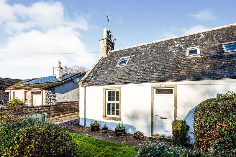 3 Bedrooms Semi Detached House for sale in Seafield Road, Lintmill, Buckie, Moray, AB56