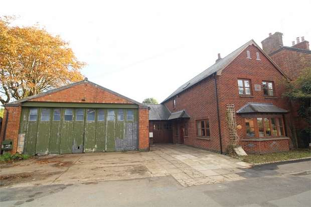 4 Bedrooms Detached House for sale in Ullesthorpe