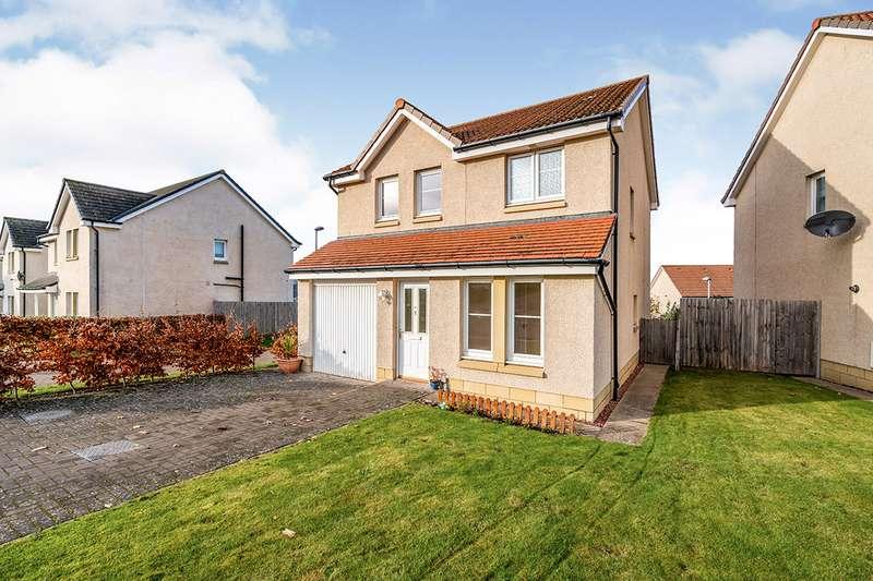 3 Bedrooms Detached House for sale in Easter Langside Medway, Dalkeith, Midlothian, EH22