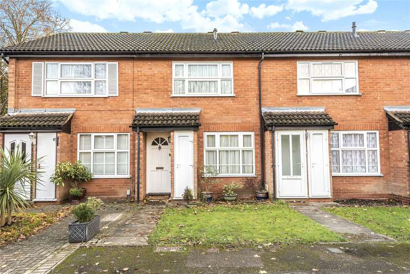 2 Bedrooms Terraced House for sale in Windmill Drive, Croxley Green, Rickmansworth, Hertfordshire, WD3