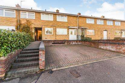 3 Bedrooms Terraced House for sale in Faraday Road, Stevenage, Hertfordshire, England