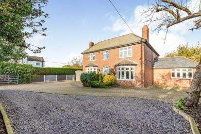 6 Bedrooms Detached House for sale in Kirk Bramwith, Doncaster, South Yorkshire