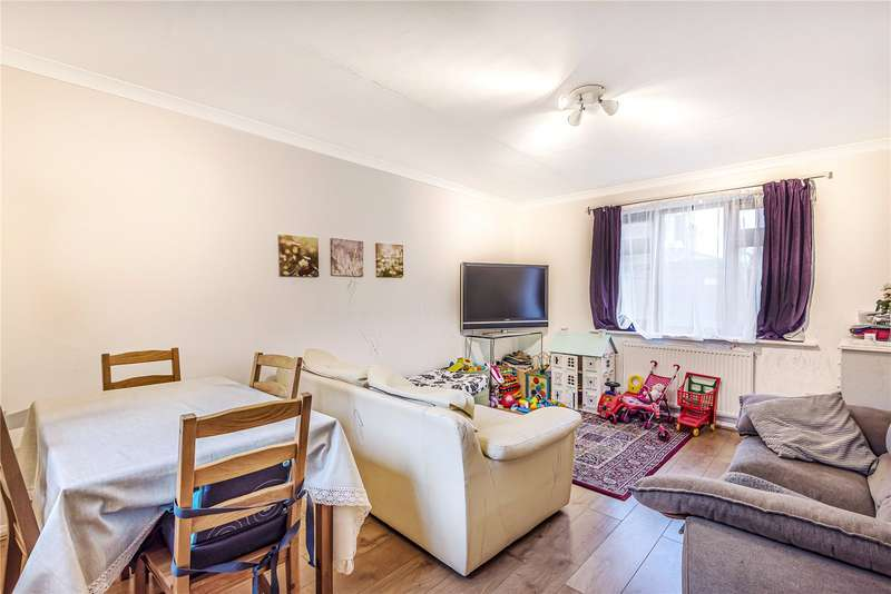 1 Bedroom Flat for sale in Northcott Avenue, London, N22