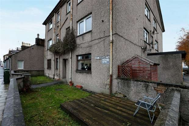 2 Bedrooms Flat for sale in St Margarets, Lochmaben, Lockerbie, Dumfries and Galloway