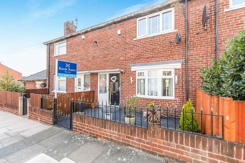 2 Bedrooms House for sale in Joseph Street, Widnes, Cheshire, WA8
