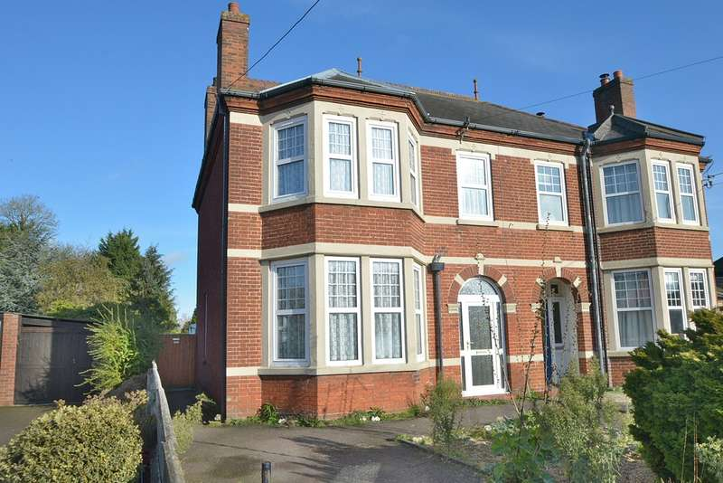 4 Bedrooms Semi Detached House for sale in Victoria Road, Diss
