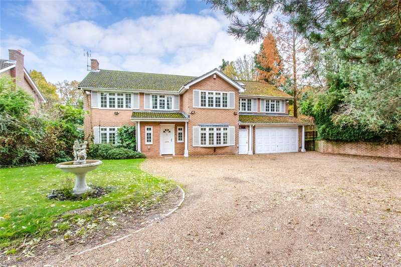 6 Bedrooms Detached House for sale in Walmar Close, Hadley Wood, Hertfordshire, EN4