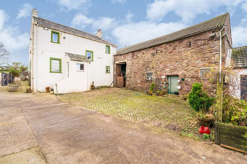 3 Bedrooms Detached House for sale in Moresby Parks, Whitehaven, Cumbria, CA28