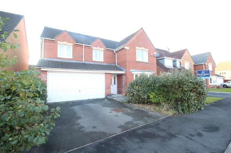 5 Bedrooms Detached House for sale in Breydon Gardens, St. Helens, Merseyside, WA9