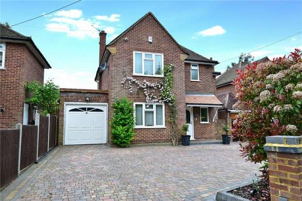 3 Bedrooms Detached House for sale in Heathrise, Bangors Road North, Iver Heath, Buckinghamshire