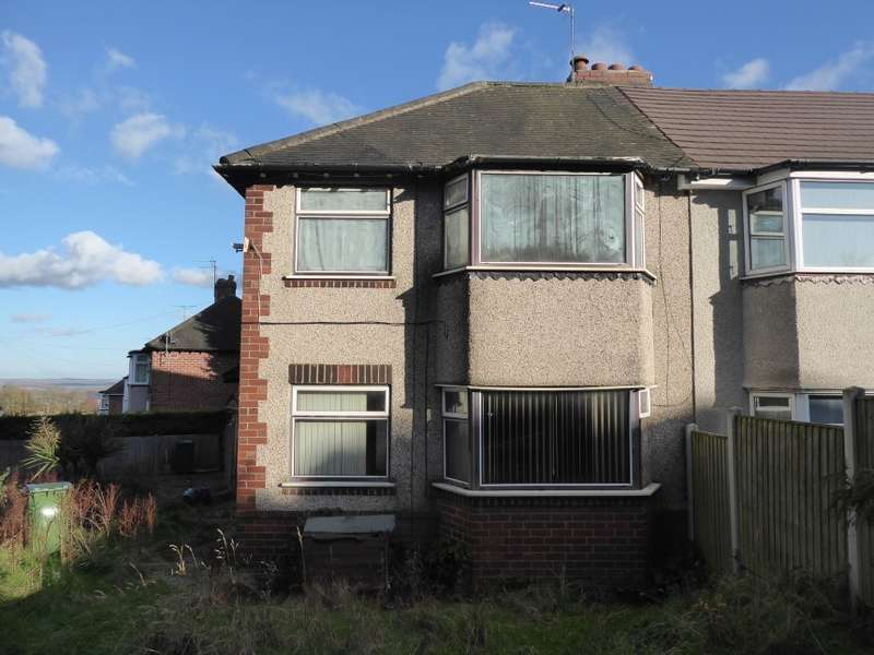 2 Bedrooms Semi Detached House for sale in 33 Birchvale Road, Sheffield, South Yorkshire