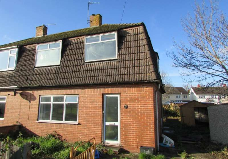 3 Bedrooms Semi Detached House for sale in Fulford Walk, Bristol, Avon, BS13 9PF