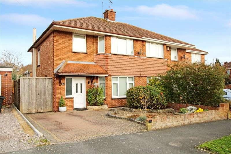 3 Bedrooms Semi Detached House for sale in Wheeler Avenue, Swindon, Wiltshire, SN2