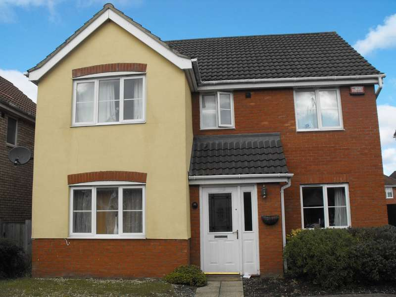 6 Bedrooms Detached House for rent in Tizzick Close, Norwich, NR5