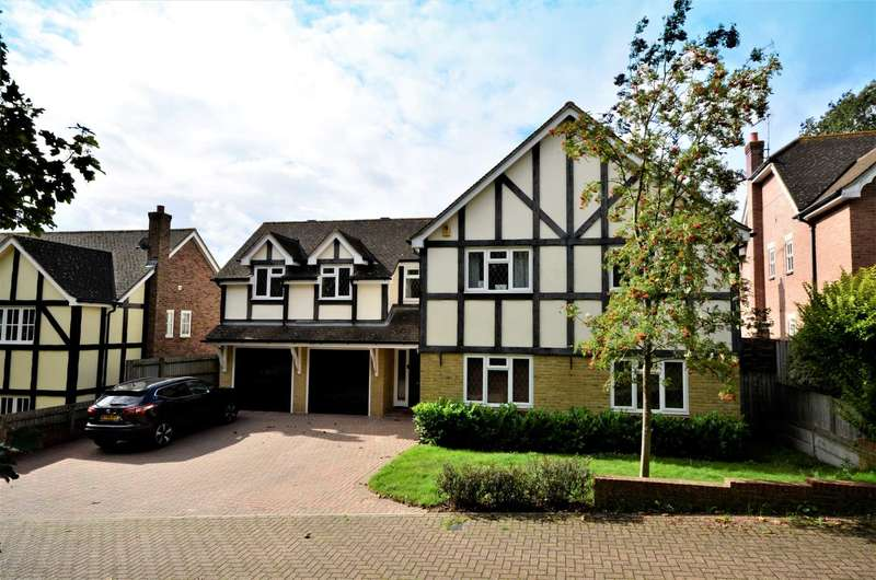 5 Bedrooms Detached House for sale in Norsey Close, Billericay