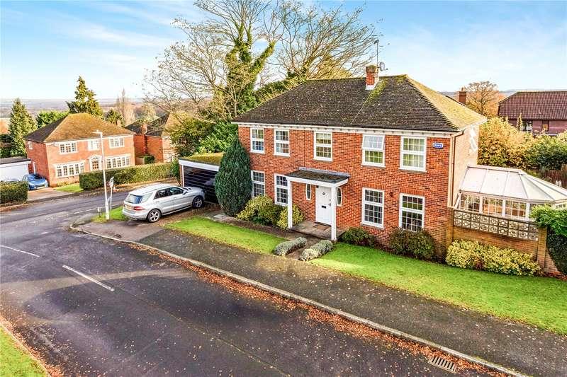 4 Bedrooms Detached House for sale in Colonels Way, Tunbridge Wells, Kent, TN4