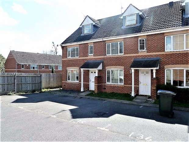 3 Bedrooms Terraced House for rent in Gillquart Way, Coventry, CV1