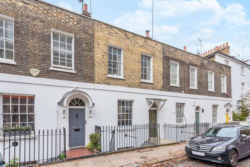 4 Bedrooms House for sale in Ossington Street, Notting Hill, W2