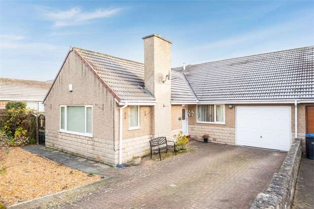 3 Bedrooms Semi Detached Bungalow for sale in Teesdale Road, Barnard Castle, Durham