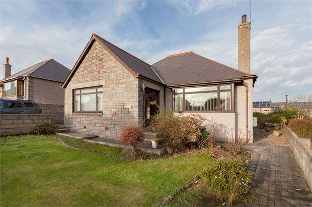 3 Bedrooms Detached Bungalow for sale in Buchan Terrace, Peterhead, Aberdeenshire