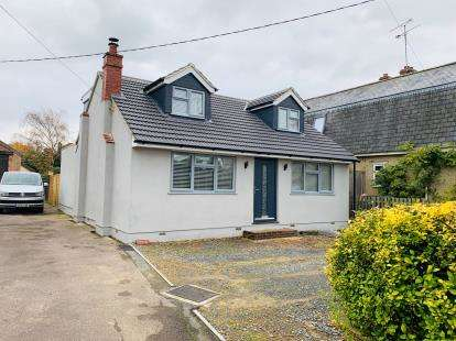 3 Bedrooms Detached House for sale in Pulloxhill Road, Greenfield, Beds, Bedfordshire