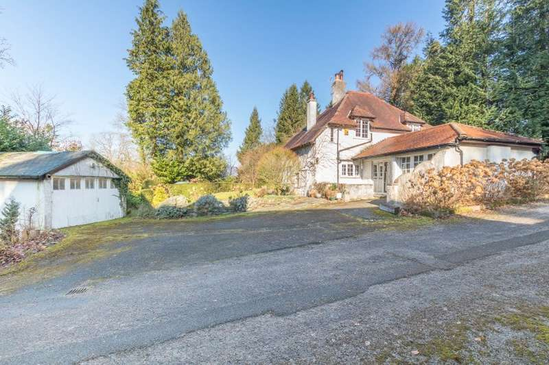 3 Bedrooms Detached House for sale in Maiden Holme, Lindeth Drive, Bowness On Windermere, Cumbria