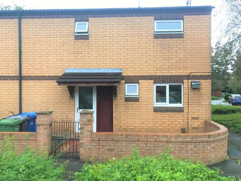 3 Bedrooms Semi Detached House for sale in Forbes Close, Warrington, Cheshire, WA3