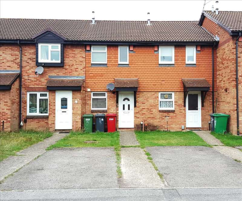2 Bedrooms House for sale in Boulters Close, Slough