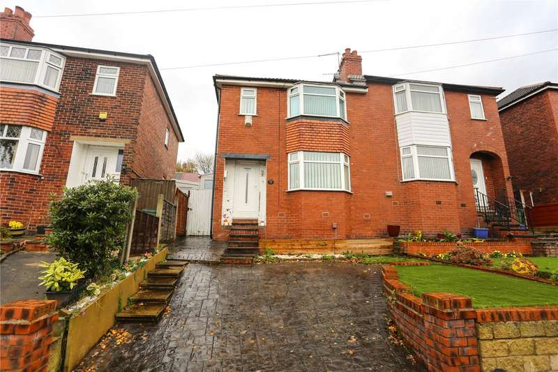 3 Bedrooms Semi Detached House for sale in Sandringham Road, Bredbury, Stockport, Greater Manchester, SK6