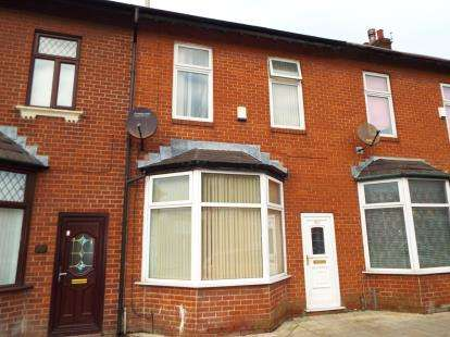 2 Bedrooms Terraced House for sale in New Hall Lane, Ribbleton, Preston, Lancashire