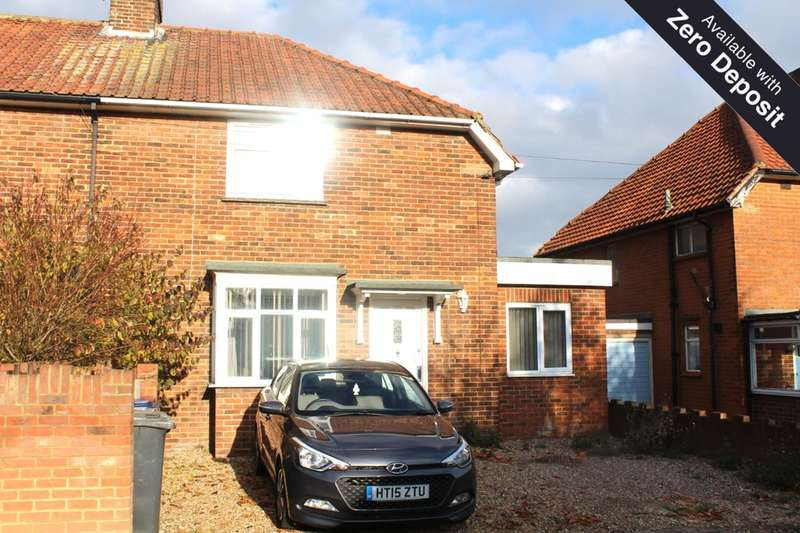 6 Bedrooms Semi Detached House for rent in Mandeville Road, Canterbury