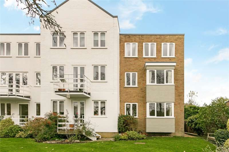 3 Bedrooms Mews House for sale in Braybank, Bray, Maidenhead, Berkshire, SL6