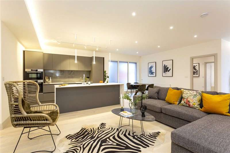 2 Bedrooms Apartment Flat for sale in Plot 2 Ballards Lane, Finchley, London, N3