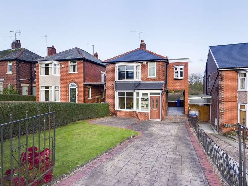 4 Bedrooms Detached House for sale in Ecclesfield, Sheffield S5