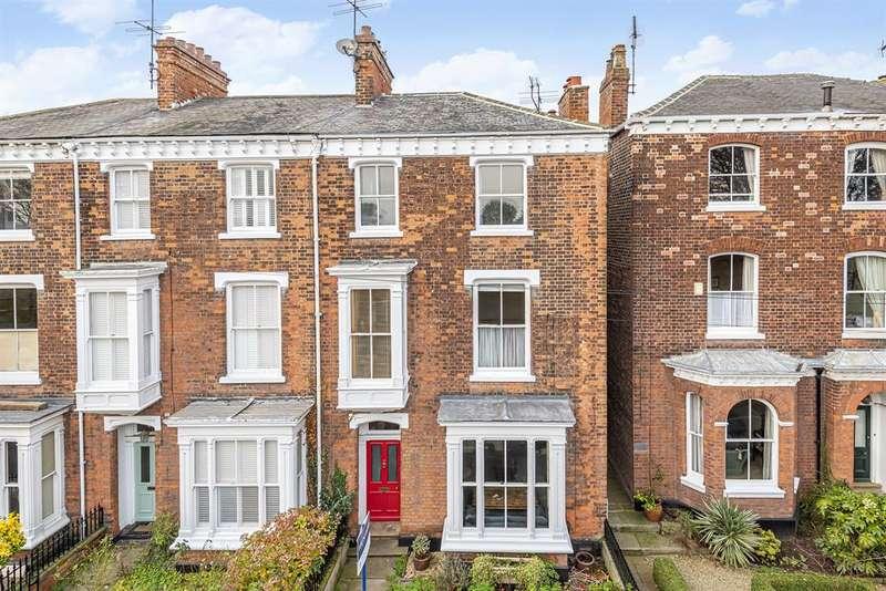 5 Bedrooms End Of Terrace House for sale in Woodlands, Beverley, HU17 8BT