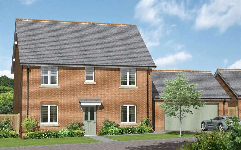 4 Bedrooms Detached House for sale in Great Meadow, Culmstock, Cullompton, Devon, EX15