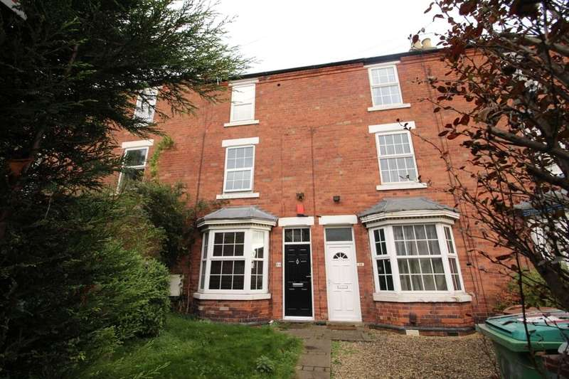 3 Bedrooms Semi Detached House for sale in Egypt Road, Nottingham, NG7