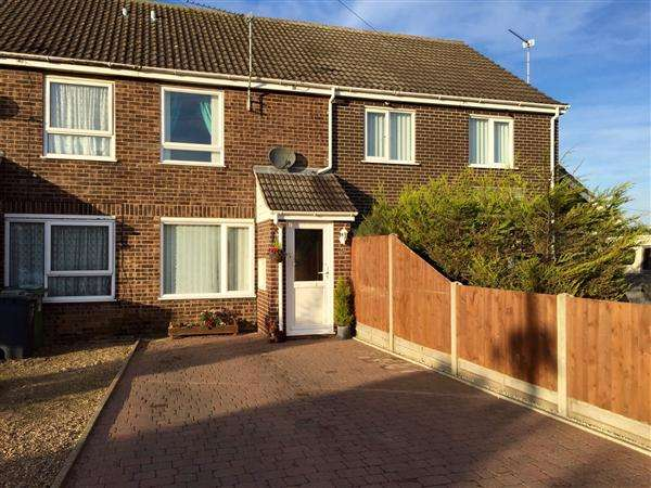 2 Bedrooms House for rent in Sutton, Norwich, Norwich, NR12