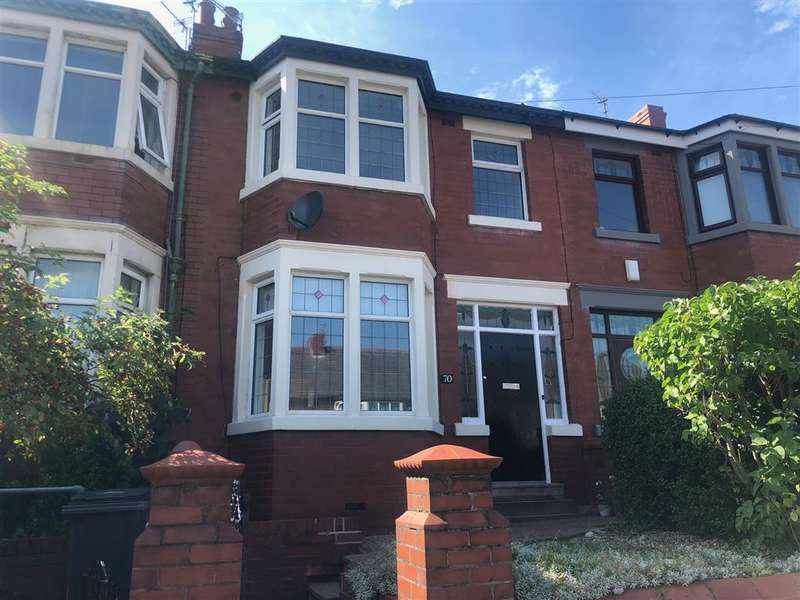3 Bedrooms Terraced House for sale in Ascot Road, Blackpool, FY3 8DF