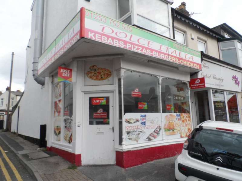 Commercial Development for sale in Church Street, BLACKPOOL, FY1 3PX