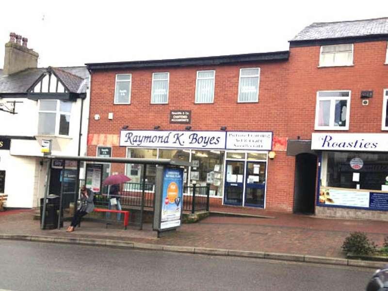 Retail Property (high Street) Commercial for sale in Poulton Street, Kirkham, PR4 2AA