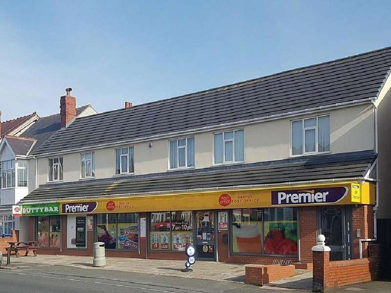 Retail Property (high Street) Commercial for sale in Waterloo Road, BLACKPOOL, FY4 4BW