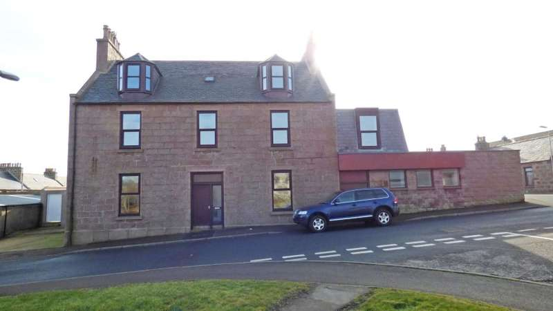 Block Of Apartments Flat for sale in Buchanness House, Buchanness Drive, Boddam, Peterhead, Aberdeenshire