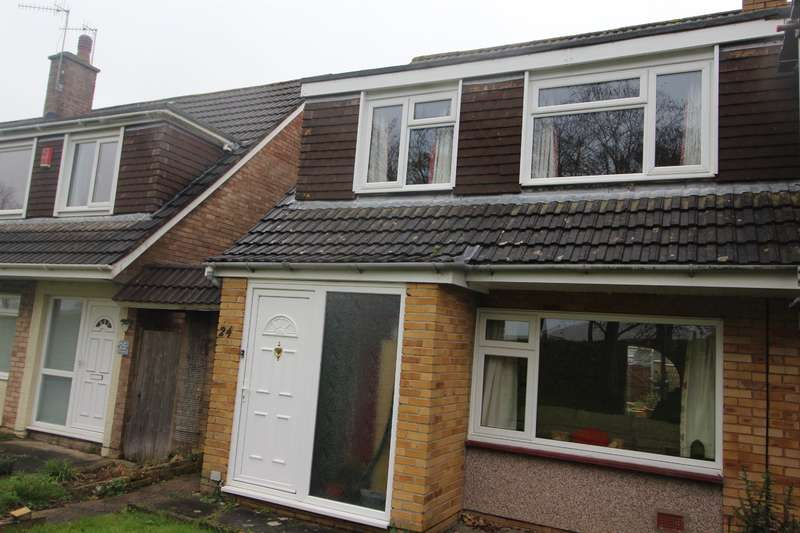 3 Bedrooms Terraced House for sale in Holcombe, Whitchurch , Bristol, BS14 0AT