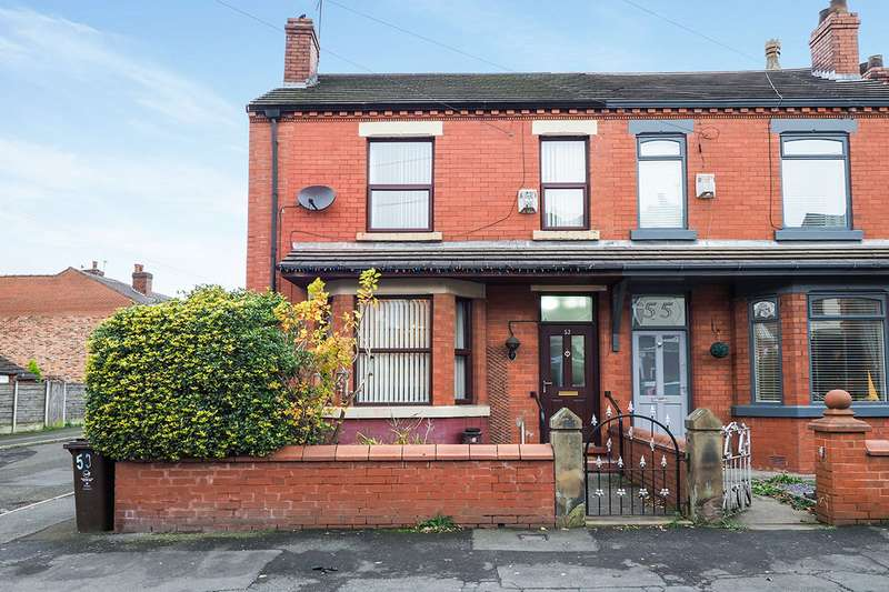 3 Bedrooms Semi Detached House for sale in Belgrave Road, Manchester, Greater Manchester, M40