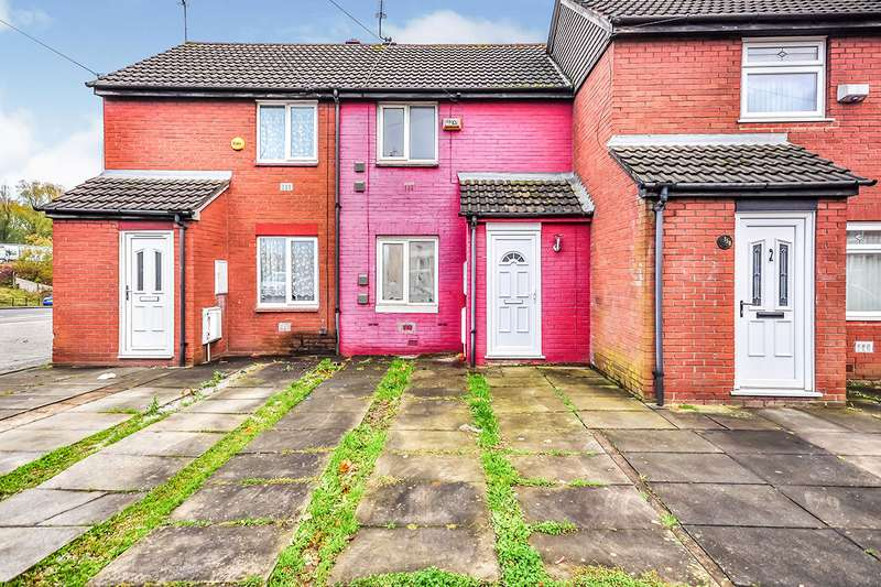 2 Bedrooms House for sale in Sandal Street, Manchester, Greater Manchester, M40