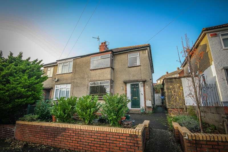3 Bedrooms Semi Detached House for sale in Brighton Crescent, Bedminster, Bristol, BS3 3PR